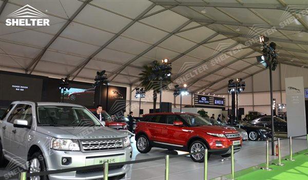 Carpas para show de autos pabellones para exposiciones for Carpas para coches