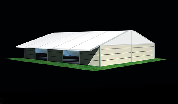 20x25m - Large Event Tent - Commercial Marquee - Temporary Warehouse Building - Outdoor Wedding Hall - Arch Tent-