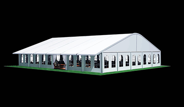 25x30m - Large Event Tent - Commercial Marquee - Temporary Warehouse Building - Outdoor Wedding Hall - Arch Tent-