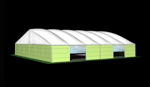 30x30m - Thermo Roof-