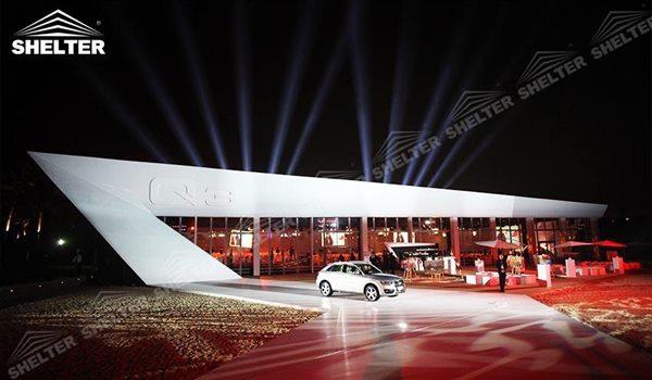 carpas estilo pagoda - carpas para ferias y exposiciones - carpa con techo termico - tiendas comerciales (24)