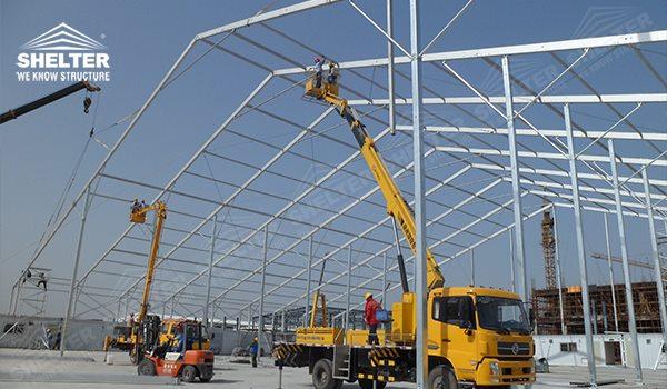 Estructuras Temporales para Talleres - estructuras para almacenes - carpas deportes - carpa industrial - tiendas comerciales (41154)1