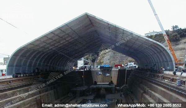 carpas mineras - carpas Para el campo minero - almacén mineral - dormitorio del minero - cena y cocina temporales (14) 2