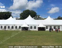carpa pirámide para eventos empresariale y congresos y banquete - carpas for sale - carpas para espectáculo (2)