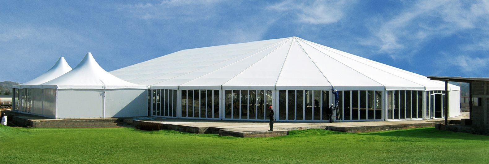 cúpula domo geodésica y carpas para bodas eventos fiestas exposición seminario conferencia Tienda de minería y almacén glamping hotel domo (1)